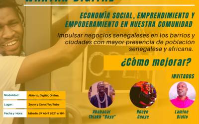 Economía social, Emprendimiento y empoderamiento en nuestra comunidad