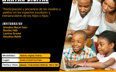 Waxtan Digital: Participación y presencia de los padres en los espacios escolares y extraescolares de sus hilos hijas.