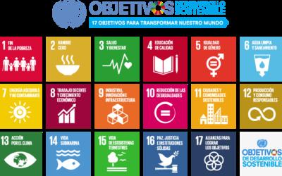 Objetivos de Desarrollo Sostenible y la Agenda 2030