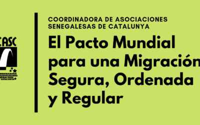 El pacto mundial para la migración segura, ordenada y regular